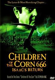Children of the Corn 666: Isaac's Return, DVD, 1999