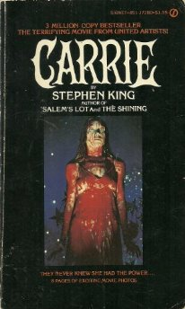 Carrie, Paperback, 1976