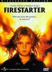 Firestarter, DVD, 1998