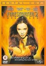 Firestarter 2: Rekindled, DVD