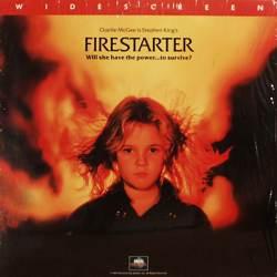 Firestarter, Laser Disc, 1997