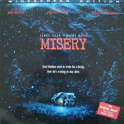 Misery, Laser Disc, 1994