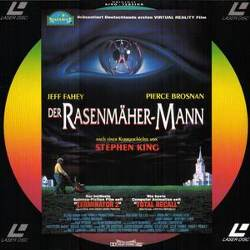 The Lawnmower Man, Laser Disc, 1992