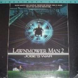 The Lawnmower Man, Laser Disc, 1996