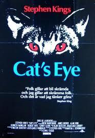 Cat's Eye, Movie Poster