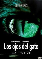 Cat's Eye, DVD