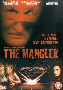 The Mangler, DVD, 2003