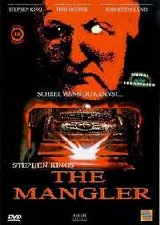 The Mangler, DVD, 2000