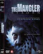 The Mangler Reborn, DVD