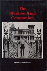 The Stephen King Companion, Hardcover, 1995