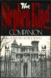 The Stephen King Companion, Paperback, 1989