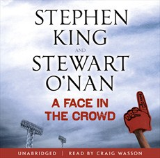 A Face in the Crowd, Audio Book, 2012