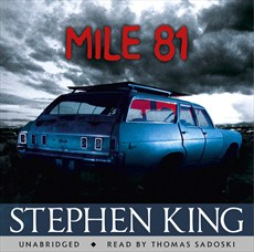 Mile 81, Audio Book, 2012