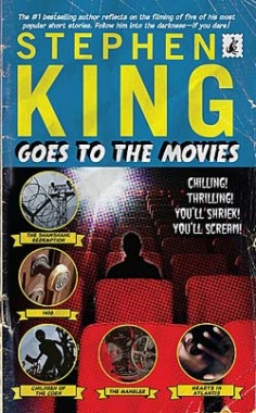 Stephen King Goes To The Movies, Paperback, 2009