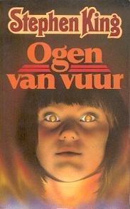 Firestarter, Paperback, 1981