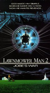 Lawnmower Man 2, Jobe's War, VHS, 1996