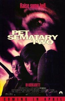 Werbeposter für VHS-Cassette, Movie Poster, USA