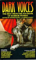Dark Voices: The Best from the Pan Book of Horror Stories , Paperback, Apr 1990