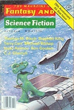 The Magazine of Fantasy and Science Fiction 10 1978, Magazine, Oct 1978
