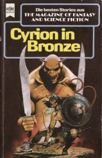 Cyrion in Bronze, Apr 1983