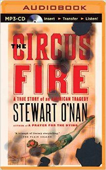 The Circus Fire, Audio Book, Oct 28, 2014