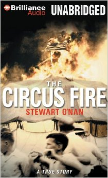 The Circus Fire, Audio Book, Oct 16, 2012