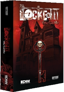 Locke & Key, unknown format, Feb 15, 2012