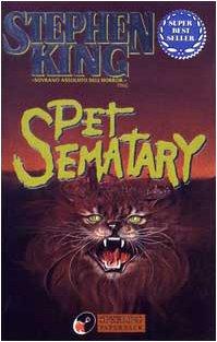 Pet Sematary, Paperback, 1989