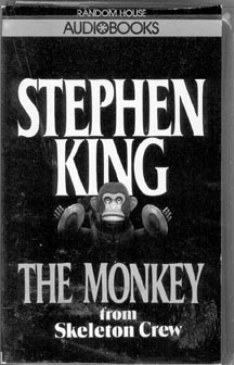 The Monkey, Audio Book, Oct 1989