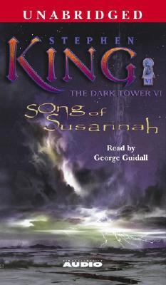 The Dark Tower - Song of Susannah, Audio Book, Jun 04, 2004