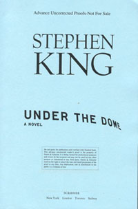 Under the Dome, Paperback, 2009