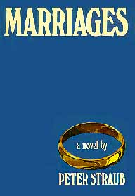 Marriages, Hardcover, 1973
