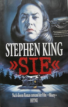 Misery, Paperback, 1993