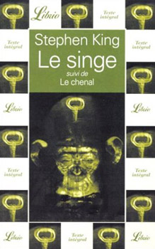 The Monkey, Paperback, Apr 2001