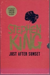 Just After Sunset, Hardcover, 2008