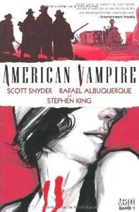 American Vampire, Paperback, 2010
